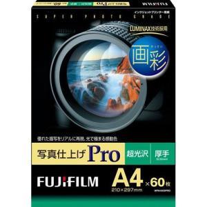 富士フイルム WPA460PRO 画彩 写真仕上げ Pro A4 60枚入|ebest