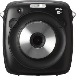 富士フイルム チェキ instax SQUARE SQ10(ブラック) ハイブリッドインスタントカメラ|ebest