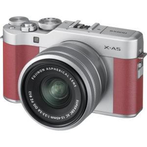 富士フイルム X-A5 レンズキット(ピンク)|ebest