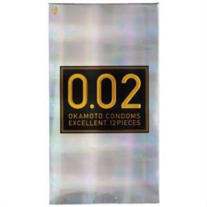 オカモト うすさ均一0.02EX 12個|ebest