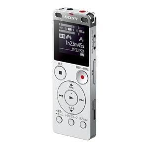 ソニー ICD-UX560F-S(シルバー) ステレオICレコーダー 4GB|ebest