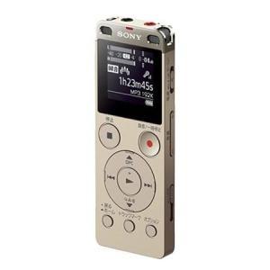 ソニー ICD-UX560F-N(ゴールド) ステレオICレコーダー 4GB|ebest