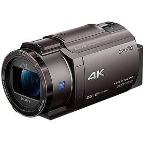 ソニー FDR-AX40-TI(ブロンズブラウン) Handycam(ハンディカム) 64GB|ebest