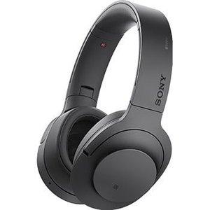 ソニー MDR-100ABN-B(チャコールブラック) h.ear on Wireless NC Bluetoothヘッドホン|ebest