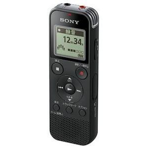 ソニー ICD-PX470F/B(ブラック) ICレコーダー 4GB|ebest