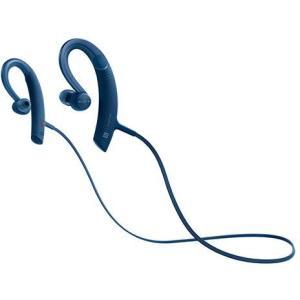 ソニー MDR-XB80BS-L(ブルー) ワイヤレスステレオヘッドセット|ebest