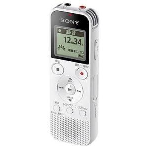 ソニー ICD-PX470F/W(ホワイト) ICレコーダー 4GB|ebest