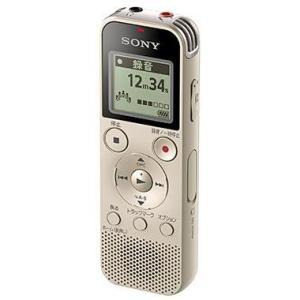 ソニー ICD-PX470F/N(ゴールド) ICレコーダー 4GB|ebest