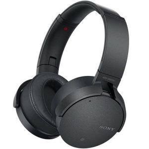 ソニー MDR-XB950N1-B(ブラック) ワイヤレスノイズキャンセリングステレオヘッドセット|ebest