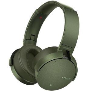 ソニー MDR-XB950N1-G(グリーン) ワイヤレスノイズキャンセリングステレオヘッドセット|ebest
