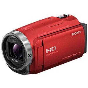 ソニー HDR-CX680-R(レッド) デ...の関連商品10
