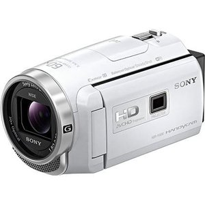 ソニー HDR-PJ680-W(ホワイト) デジタルHDビデオカメラレコーダー 64GB|ebest