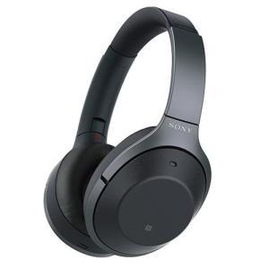ソニー WH-1000XM2-B(ブラック) ワイヤレスノイズキャンセリングステレオヘッドセット|ebest