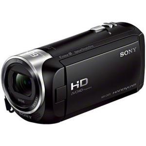 ソニー HDR-CX470-B(ブラック) Handycam デジタルHDビデオカメラレコーダー 32GB|ebest