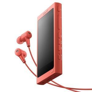 ソニー NW-A45HN-R(トワイライトレッド) ソニー ウォークマンAシリーズ 16GB|ebest
