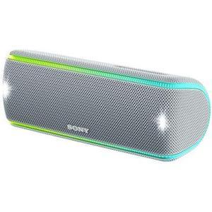 ソニー SRS-XB31-W(ホワイト) ワイヤレスポータブルスピーカー Bluetooth接続|ebest