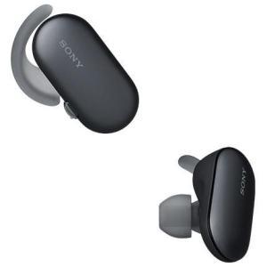ソニー WF-SP900-B(ブラック) ワイヤレスステレオヘッドセット|ebest