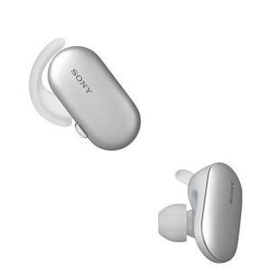 ソニー WF-SP900-W(ホワイト) ワイヤレスステレオヘッドセット|ebest