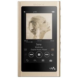 ソニー NW-A55-N(ペールゴールド) ウォークマン 16GB|ebest