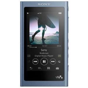 ソニー NW-A55-L(ムーンリットブルー) ウォークマン 16GB|ebest