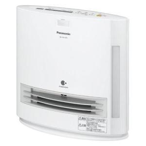 パナソニック DS-FKX1205-W(ホワイト) 加湿セラミックヒーター 1250W ナノイー搭載 人感センサー付|ebest