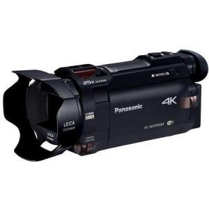 パナソニック HC-WXF990M-K(ブラック) ワイプ撮り デジタル4Kビデオカメラ 64GB|ebest