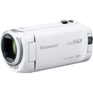 パナソニック HC-W585M-W(ホワイト) ワイプ撮り デジタルビデオカメラ 64GB|ebest