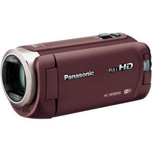 パナソニック HC-W585M-T(ブラウン) ワイプ撮り デジタルビデオカメラ 64GB|ebest