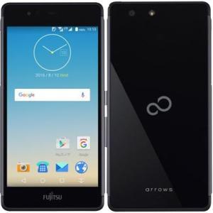 富士通 FARM06105(ブラック) arrows M03 SIMフリー LTE対応 16GB