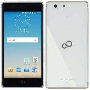富士通 FARM06106(ホワイト) arrows M03 SIMフリー LTE対応 16GB