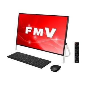 富士通 FMVF77C2B(ブラック) LIFEBOOK FHシリーズ 23.8型液晶 TVチューナー搭載|ebest