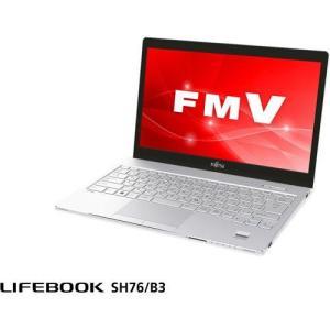 富士通 FMVS76BY(アーバンホワイト) LIFEBOOK SHシリーズ 13.3型液晶 ebest