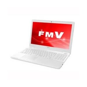 富士通 FMVA51C3W(プレミアムホワイト) LIFEBOOK AHシリーズ 15.6型液晶|ebest