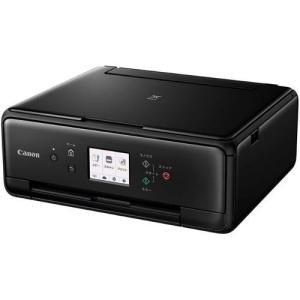 CANON PIXUS(ピクサス) TS6030BK(ブラック) インクジェット複合機 A4対応