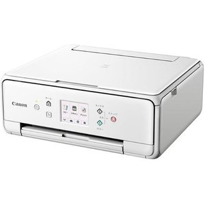 CANON PIXUS(ピクサス) TS6030WH(ホワイト) インクジェット複合機 A4対応