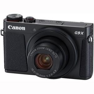 CANON PowerShot G9 X Mark II(ブラック)|ebest