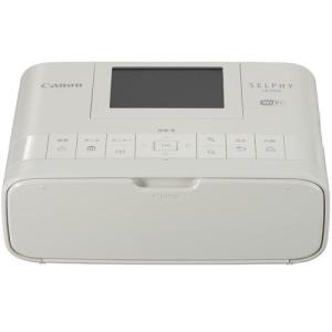 CANON SELPHY(セルフィー) CP1300(ホワイト) コンパクトフォトプリンター