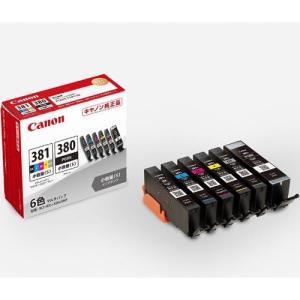 CANON BCI-381s+380s/6MP 純正 インクタンク BCI-381s+BCI-380s 6色マルチパック 小容量|ebest