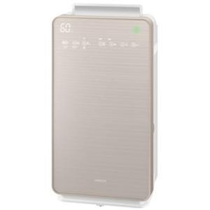 日立 EP-NVG90-N(シャンパンゴールド) 自動おそうじ クリエア 加湿空気清浄機 空気清浄42畳/加湿22畳|ebest