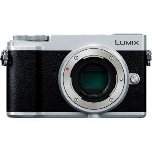 パナソニック LUMIX DC-GX7MK3-S ボディ(シルバー)