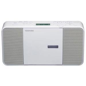 東芝 TY-C250-W(ホワイト) CDラジオ...の商品画像