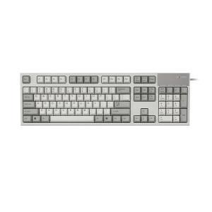 ■REALFORCE R2 フルキーボード 英語104配列 USB アイボリー 昇華印字 変荷重 ■...
