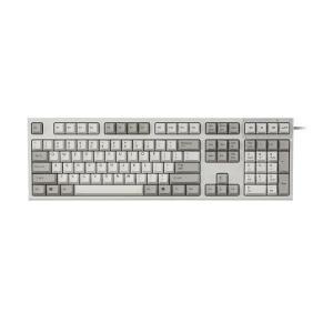 ■REALFORCE R2 A フルキーボード 英語108配列 USB アイボリー 昇華印字 変荷重...