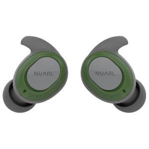 ヌアール NT100-GN(グリーン) 防水完全ワイヤレスステレオイヤホン|ebest
