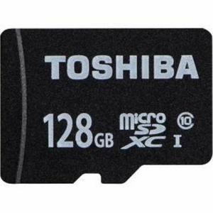 東芝 MSDAR40N128G microSDXCメモリカード 128GB CLASS10|ebest