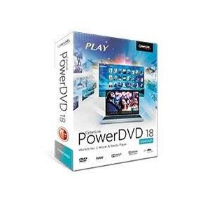 CyberLink PowerDVD 18 Standard 通常版