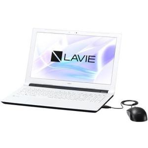 NEC PC-NS100H1W(ホワイト) LAVIE Note Standard 15.6型液晶|ebest