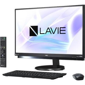 NEC PC-DA970HAB(ファインブラック) LAVIE Desk All-in-one 23.8型液晶 TVチューナー搭載|ebest