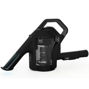 シリウス SWT-JT500K(ブラック) 水洗いクリーナーヘッド switle スイトル