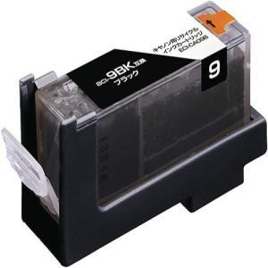 エコリカ ECI-CA09B(ブラック) BCI-9BK互換 リサイクルインク|ebest